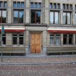 Buitenbank café Dordrecht