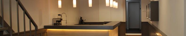 Nieuw interieur Loge Brielle